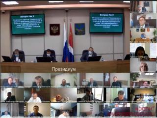 Фото: zspk.gov.ru | У правительства Приморского края могут появиться новые полномочия