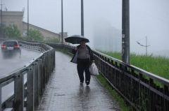 Облачно, морось, туман: прогноз погоды на воскресенье