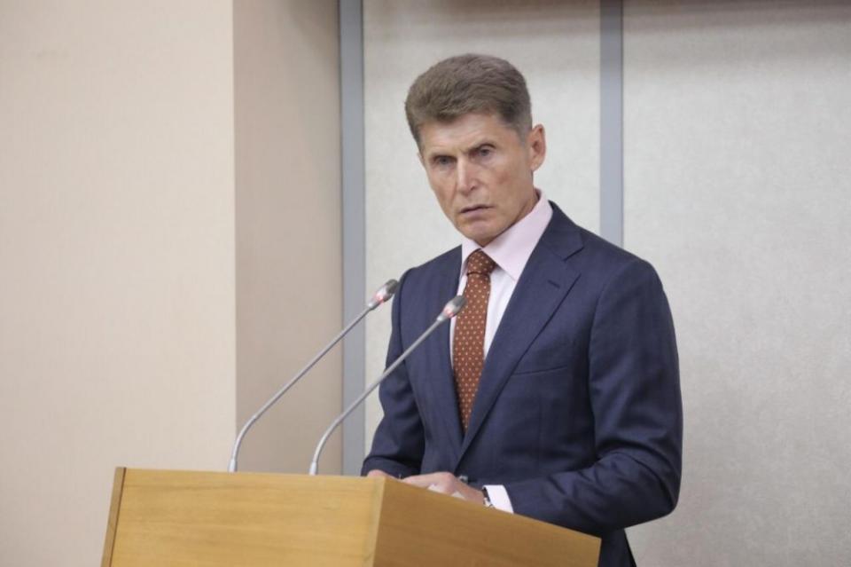 Кожемяко указал вице-губернаторам их место