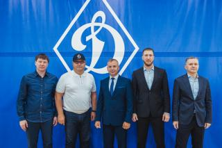 Фото: предоставил организатор   «Динамо» возвращает большой футбол в Приморье
