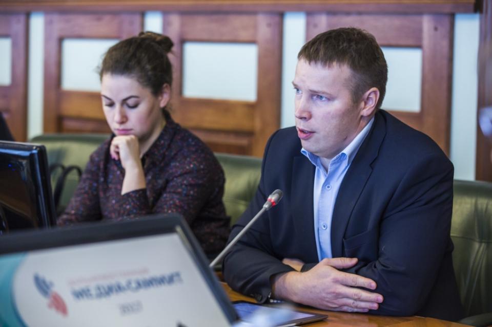 Администрацию Приморья покидает директор департамента информационной политики