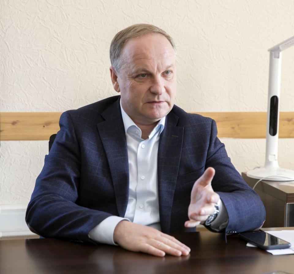 Гуменюк предложил освободить дорожный департамент от налогов