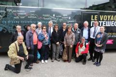 В Приморье приедут французские туристы «Путешествия века»