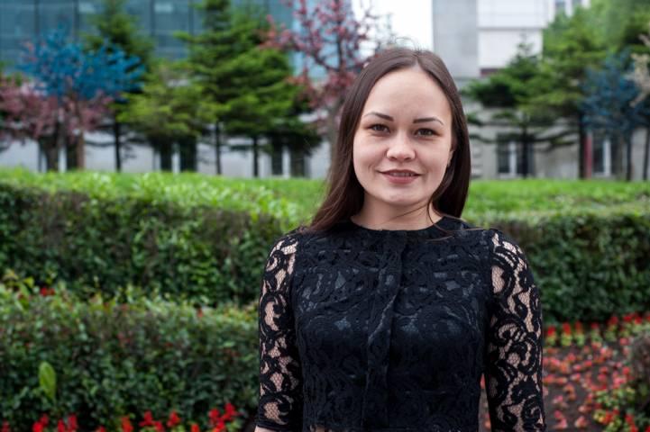 Екатерина Золотоева: «Символ Владивостока – рододендрон»
