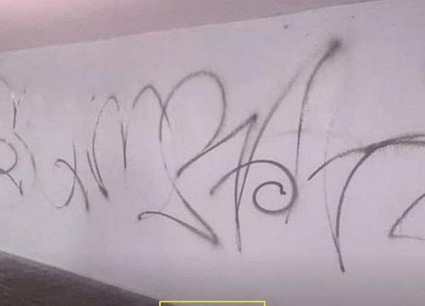 Не прошло и суток: в подземный переход во Владивостоке пришли вандалы