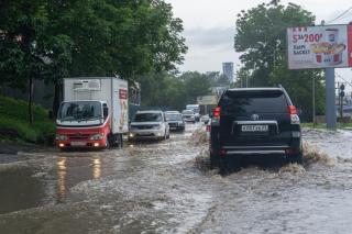 Фото: Татьяна Меель/ PRIMPRESS   Кратковременные дожди обрушатся на Приморье в ближайшие сутки