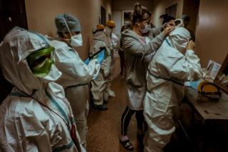 Фото: PRIMPRESS   Ситуация критическая: в Приморье наметился опасный рост заболеваемости COVID-19