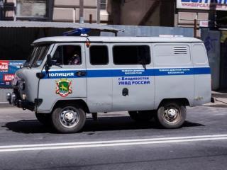 Фото: Екатерина Борисова | Во Владивостоке возбуждено уголовное дело по факту применения насилия в отношении представителя власти