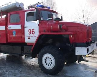 Фото: ГУ МЧС России по ПК | В Приморском крае едва не сгорела квартира на пятом этаже