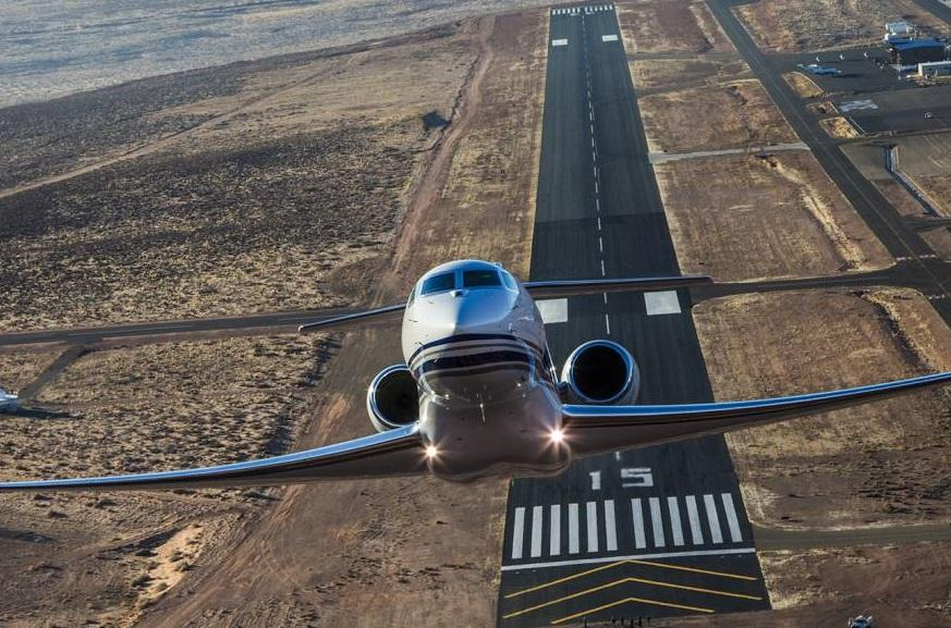 Почетный житель Владивостока купил сыну самолет за $70 млн