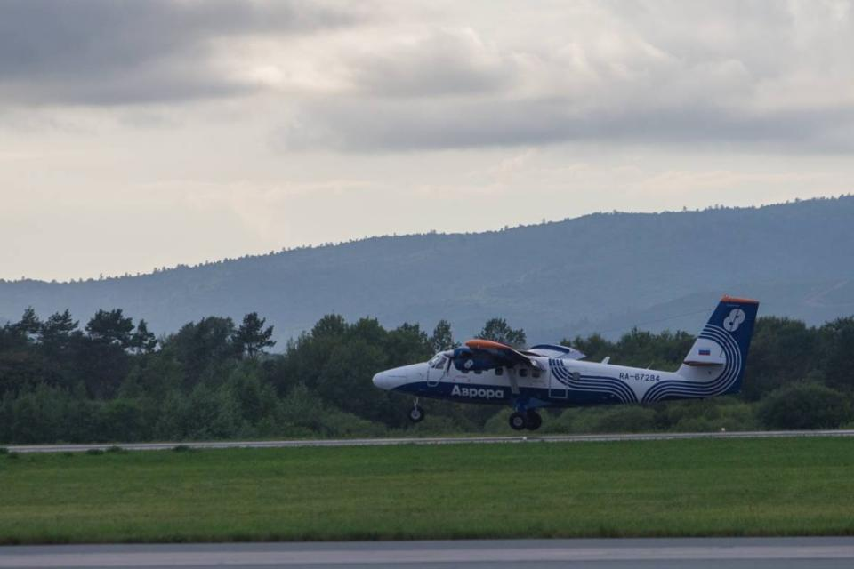 Авиарейсов из Владивостока в Дальнегорск и Терней станет больше в летний период