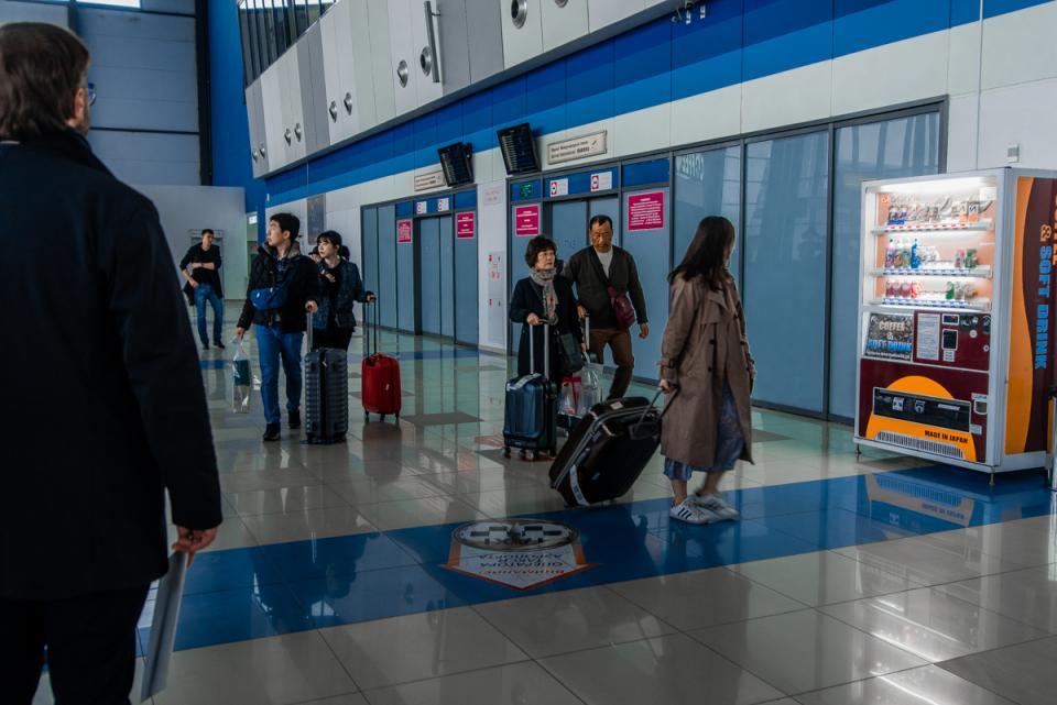 Почти 13 тысяч туристов посетили Приморье благодаря электронной визе