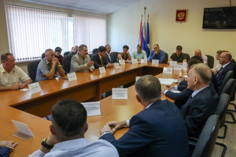 Депутаты ЗАТО Фокино попросили главу Приморья помочь со строительством новой школы