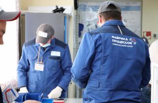 Фото: центр «Мой бизнес»   На «Фабрике процессов» пройдут обучение более 100 сотрудников судостроительного комплекса «Звезда»