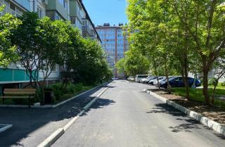 Фото: primorsky.ru   В этом году в Приморье благоустраивают более 50 дворов, парков и скверов