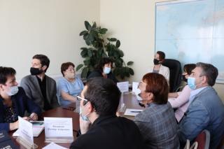 Фото: PRIMPRESS/  Софья Федотова | Во Владивостоке эксперты обсудили эффективность обучения по программам «Ворлдскиллс»