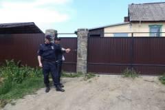 Приморца задержали по подозрению в краже и умышленном поджоге