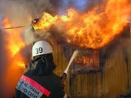 Жилой дом сгорел в Приморье