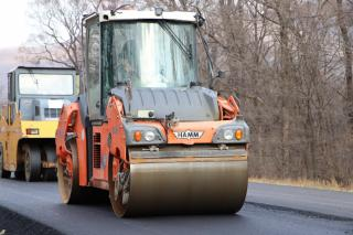 Фото: Екатерина Дымова / PRIMPRESS | Жители Приморья выбрали дороги, которые отремонтируют по нацпроекту «БКД»