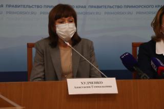 Фото: Екатерина Дымова / PRIMPRESS | Минздрав Приморья: «За несколько месяцев произошел высокий скачок в развитии цифрового здравоохранения»