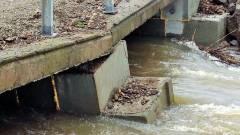 Вода снова отрезала село Кроуновка под Уссурийском от мира