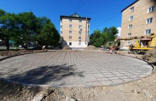 Фото: администрация АГО   В Арсеньеве по нацпроекту появятся три общественные территории