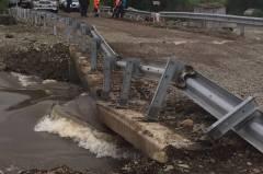 Временную переправу в селе Кроуновка начнут восстанавливать после спада воды