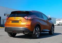 В России запущено производство нового Nissan Murano