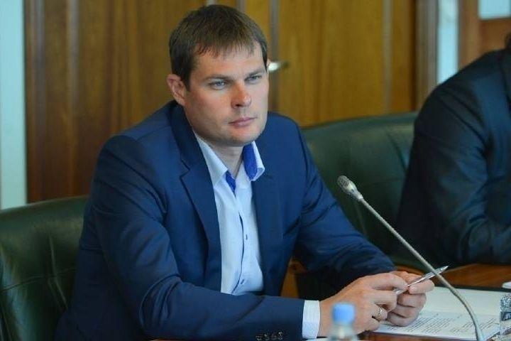 СКзавершил следствие вотношении прежнего вице-губернатора Приморья Ежова