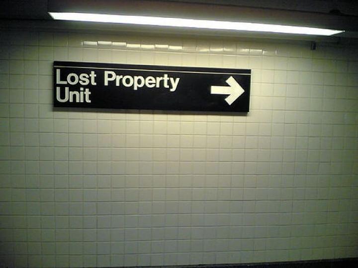 Бюро находок: как найти потерянную вещь и куда отнести находку?