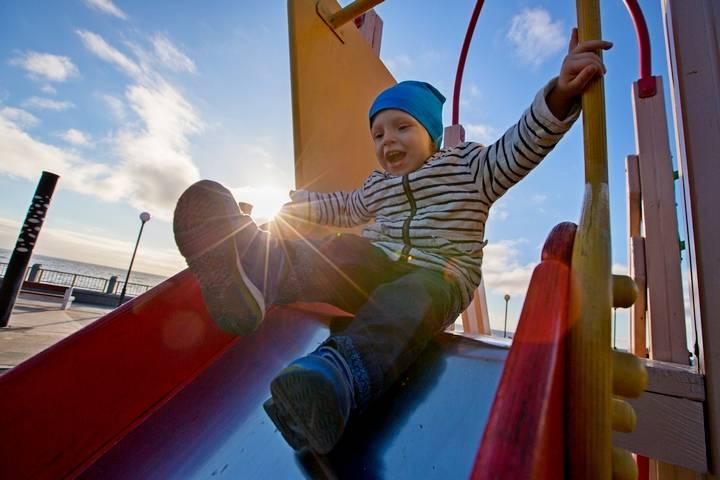 Где во Владивостоке погулять с ребенком
