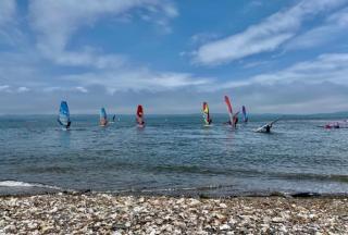 Фото: предоставлено Корпорацией развития Приморского края   В Приморье появится больше мест для занятий парусным спортом