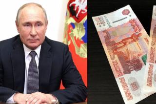Фото: PRIMPRESS   Путин может объявить о новой выплате 10 тыс. рублей 30 июня