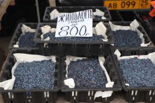 Фото: PRIMPRESS | Печально и дорого, но люди берут: во Владивостоке развернулась торговля дачной ягодой