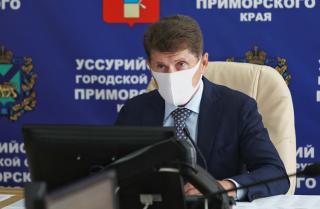 Фото: Иван Дякин/ Правительство ПК   Оперштаб Приморья: в крае дефицита вакцины не наблюдается