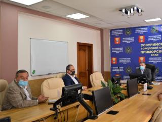 Фото: zspk.gov.ru | В Приморье два депутата краевого парламента получили статус общественного советника главы одного из муниципалитетов