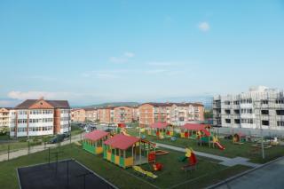 Фото: primorsky.ru   В сентябре в Уссурийске заработает новый детский сад