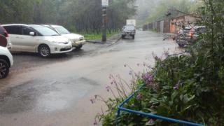 Фото: PRIMPRESS | Дожди, похолодание и усиление ветра: озвучен прогноз погоды на завтра в Приморье