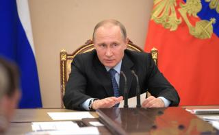 Фото: пресс-служба Кремля   «Мы вам обязательно поможем»: Путинпринял решение по Приморью
