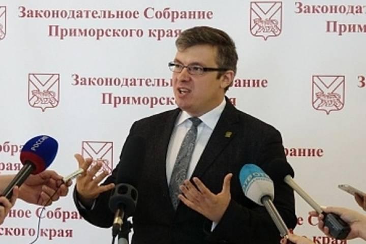 Партия ЛДПР выдвинула навыборы губернатора Приморья Андрея Андрейченко
