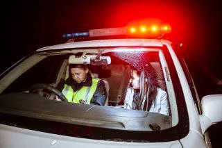 Фото: Анна Шеринберг / PRIMPRESS   Журналисты, блогеры и сотрудники ГИБДД устроили облаву на приморских водителей
