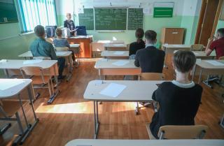 Фото: Игорь Новиков/ Правительство ПК | Приморские школьники показали высокие результаты на ЕГЭ по истории и обществознанию
