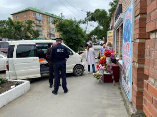 Фото: 25.мвд.рф   Во Владивостоке пенсионер сбил насмерть пожилую женщину-пешехода