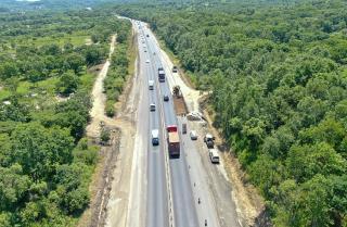 Фото: Правительство Приморского края   В 2021 году отремонтируют более 350 километров дорог в Приморье