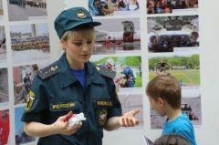 Сотрудники приморского МЧС рассказали о своей работе