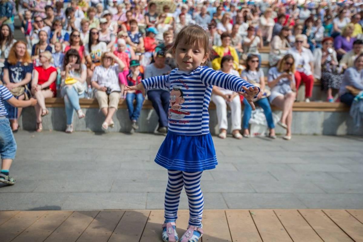 «Город в тельняшке» подарил Владивостоку большой морской праздник