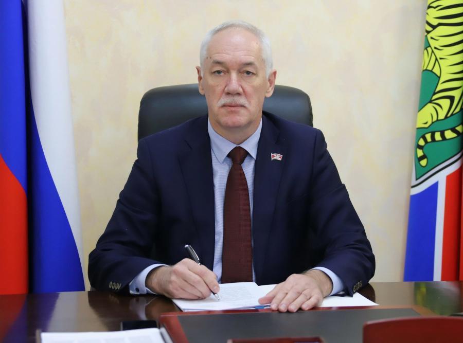 Председатель Думы города Владивостока поздравляет жителей с Днем города
