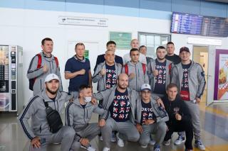 Фото: PRIMPRESS/ Софья Федотова | Во Владивосток прибыла национальная сборнаякоманда России по боксу