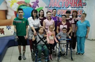 Фото: primorsky.ru | В Приморье дети-инвалиды могут пройти реабилитацию по уникальным методикам
