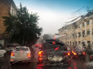 Фото: PRIMPRESS | Синоптики назвали время удара стихии по Приморью
